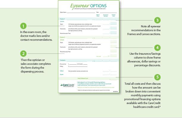 Eyewear Options
