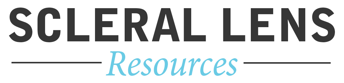 Scleral Lens Resources