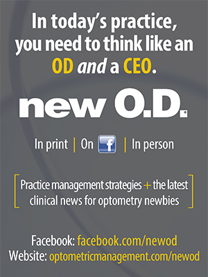 new O.D. Advertisement
