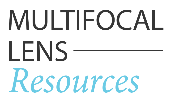 Multifocal Lens Resources