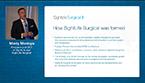 Presentation on SightLife Surgical